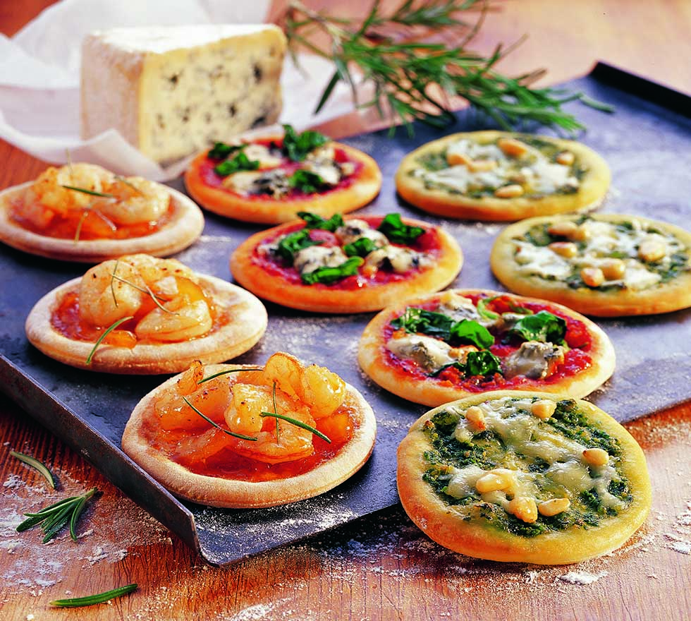 Tonhalas minipizza