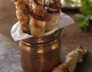 Börek szivar (török recept)
