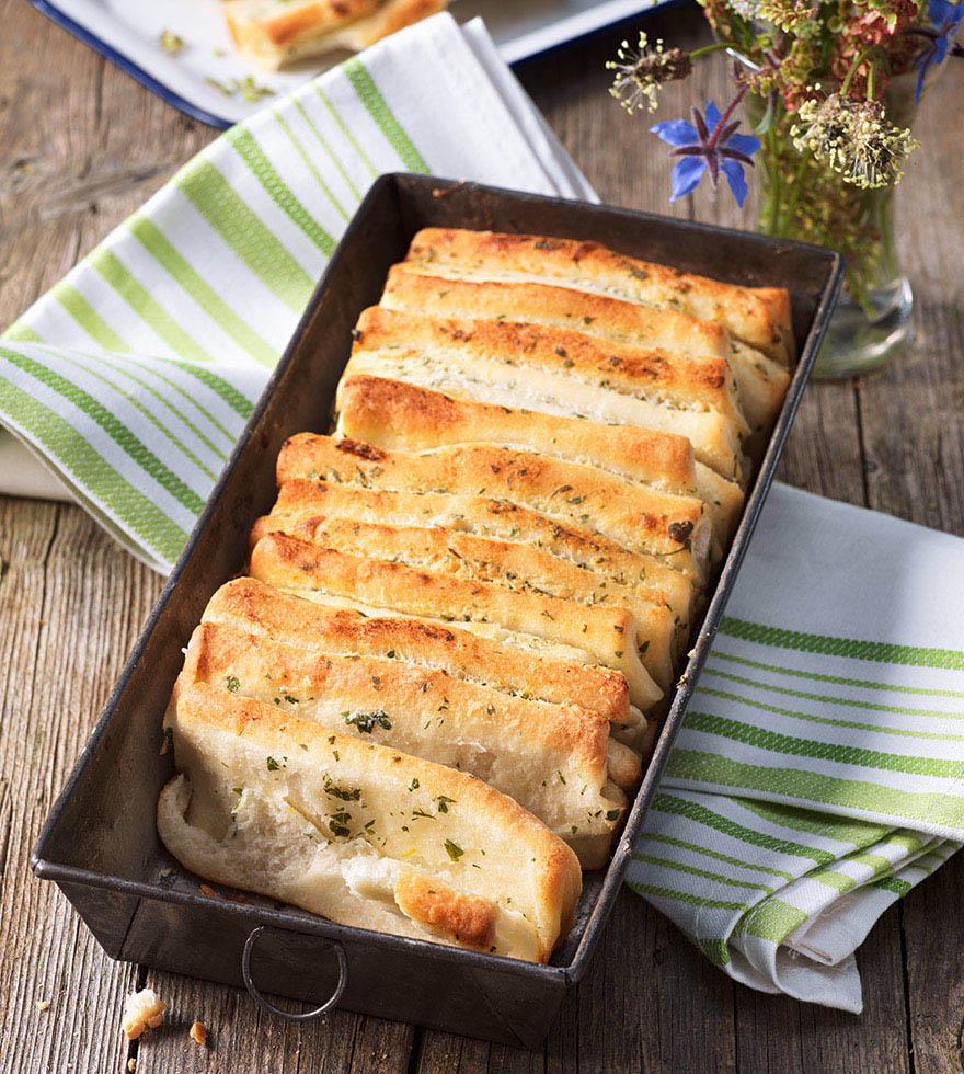 Túrós kenyér