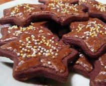 Csokoládés linzer variáció