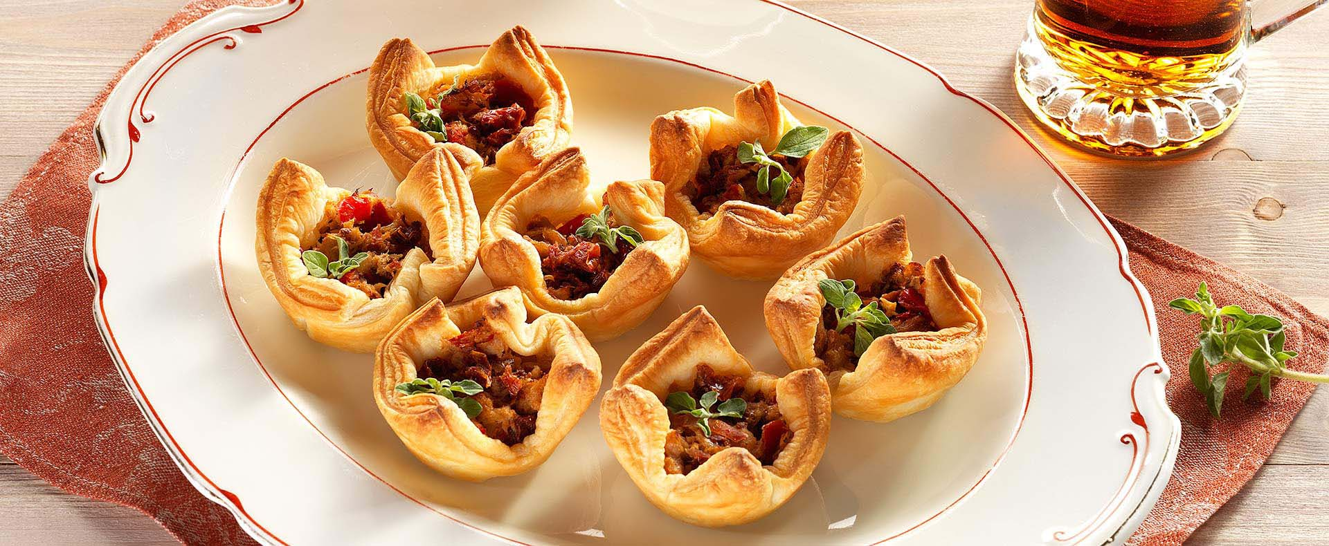 Tonhalas muffinok