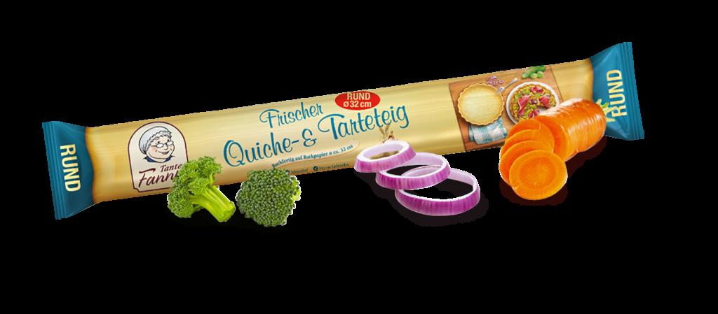 Tante Fanny Friss omlós quiche és linzertészta