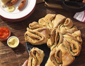 Fokhagymás kenyér