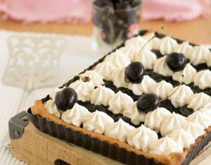 Cseresznyés-Amaretto Torta