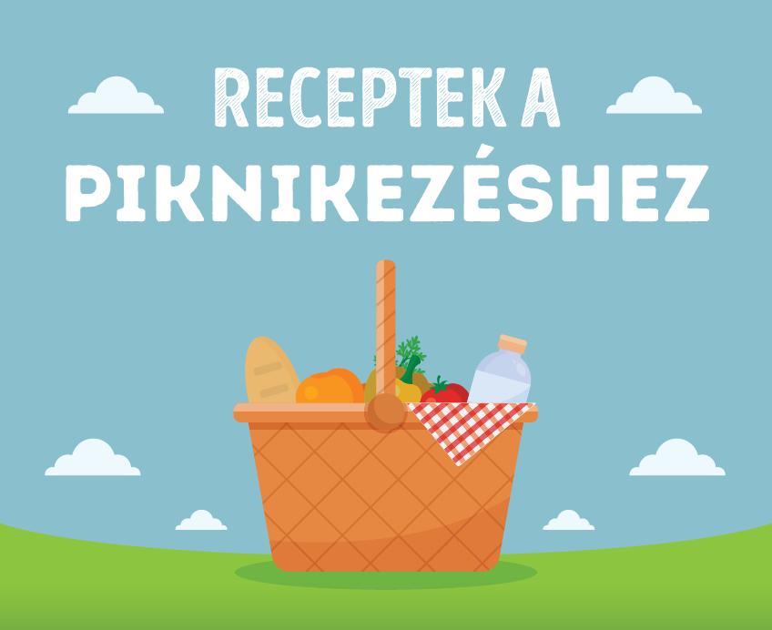 Receptek piknikezéshez