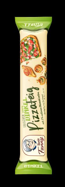 Friss tönkölyös pizzatészta