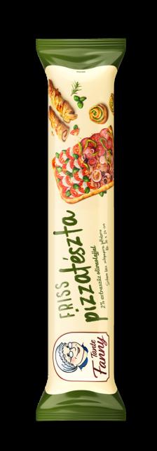 Friss pizzatészta