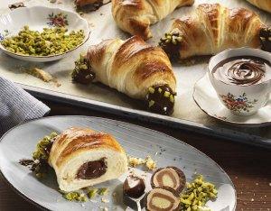 Mozart-golyós croissant