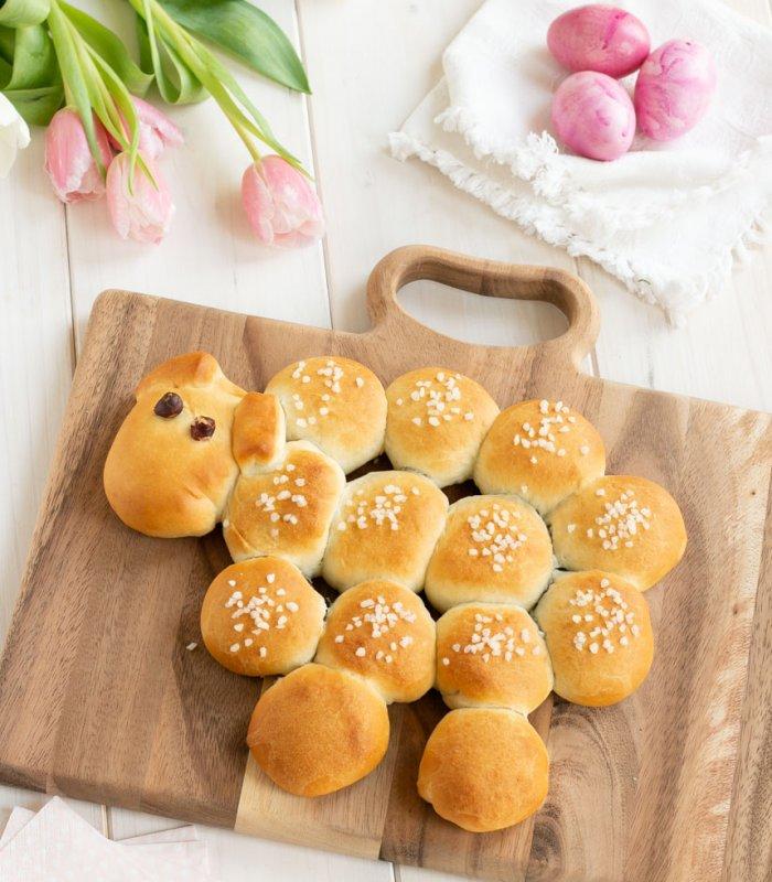 Édes húsvéti bárány