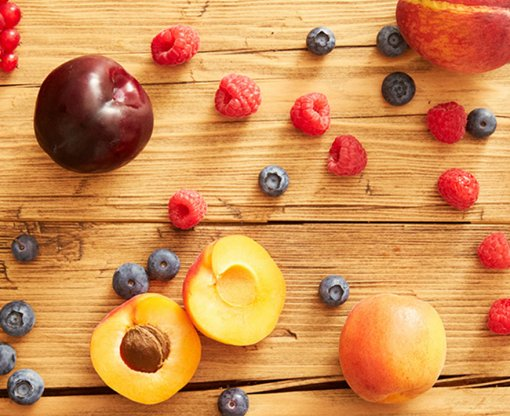 Receptek nyári gyümölcsökkel