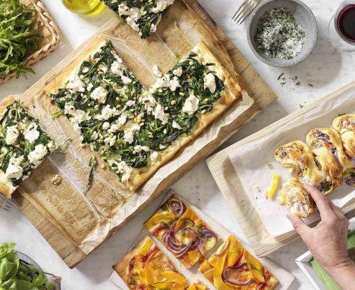 Gyors pizza receptek