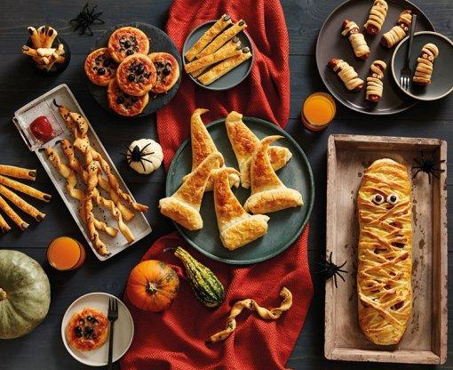 Halloween receptek