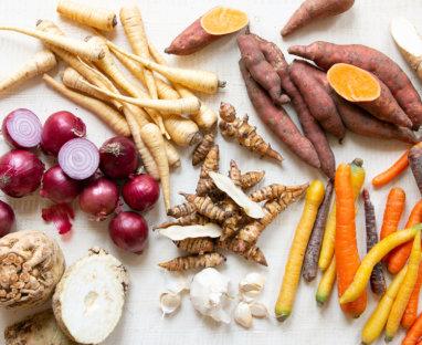 Receptek gyökérzöldségekkel