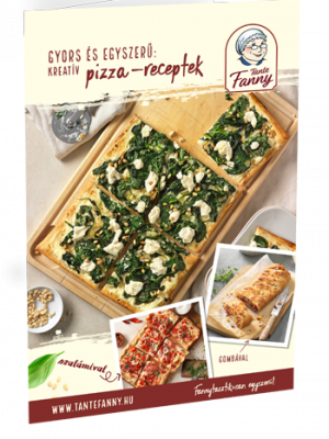pizza receptfüzet