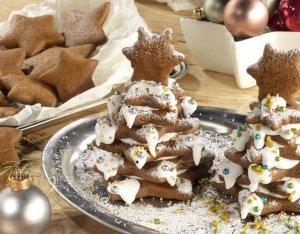 Mézeskalács karácsonyfa